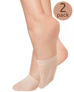 Topsocks teensokjes microvezel ABS 2-pack