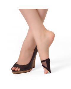 Topsocks teenstukjes sandal