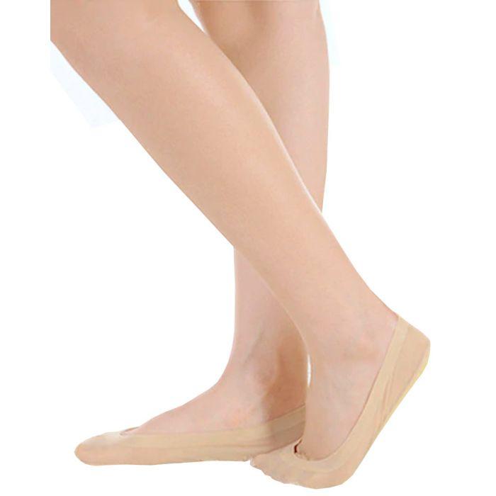 Topsocks kousenvoetjes ice silk comfort pads